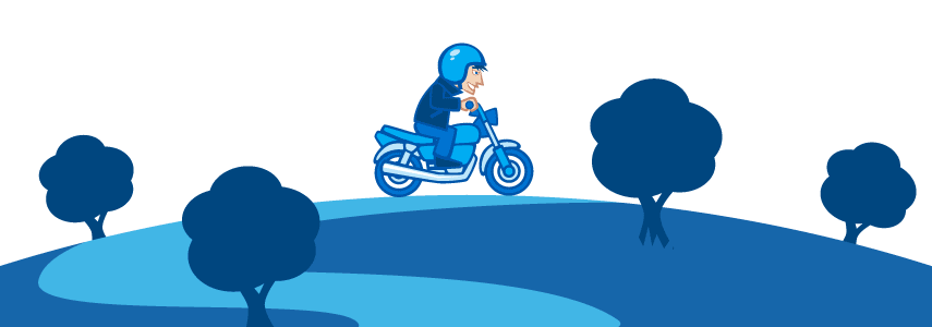 riding away with a bad credit bike loans