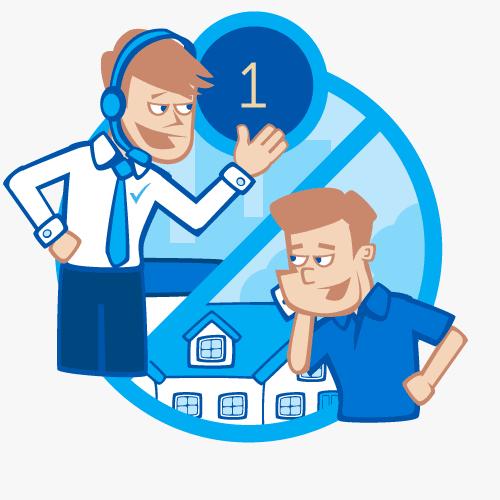 mortgage broker process step 1
