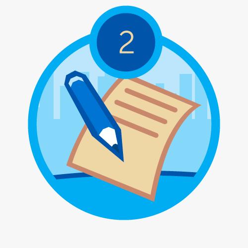 mortgage broker process step 2