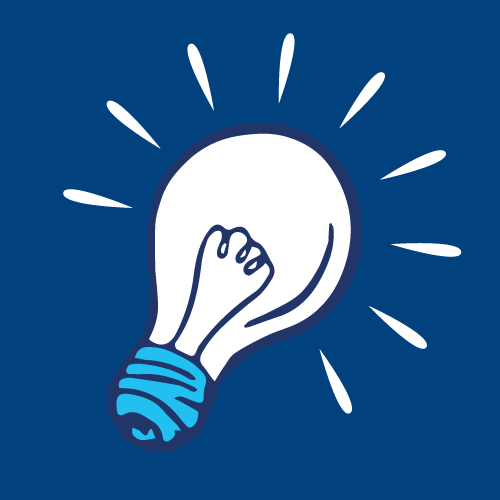 entrepreneur scholarship lightbulb