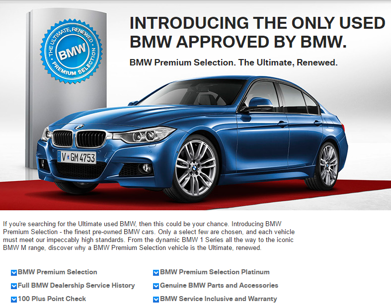 best car websites bmw used cars