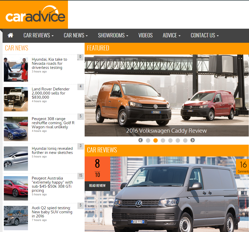 australia's best car websites 2015 | positive lending solutions