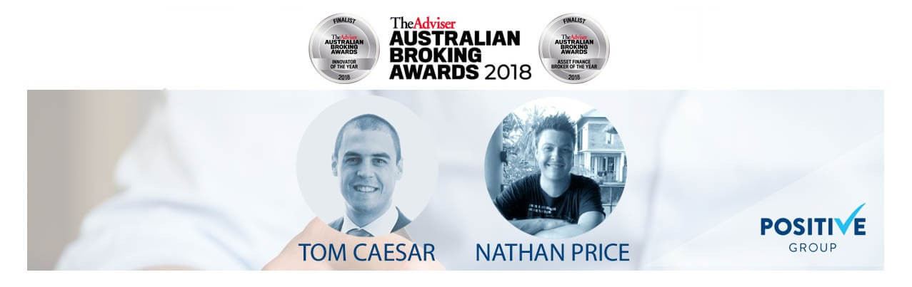 2018 Australian Broking Award Finalist
