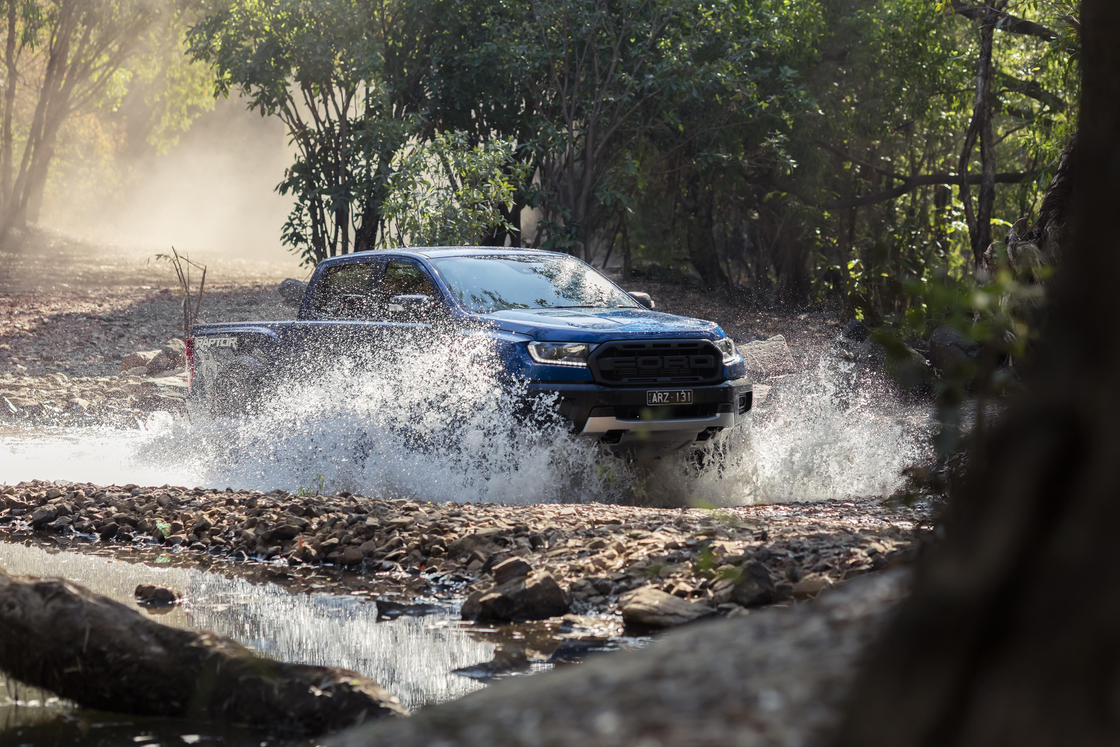 Ford Ranger Raptor Review | Positive Lending Solutions