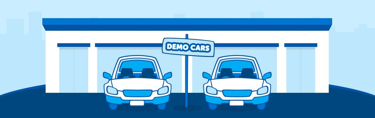 When Buying a Demo Car