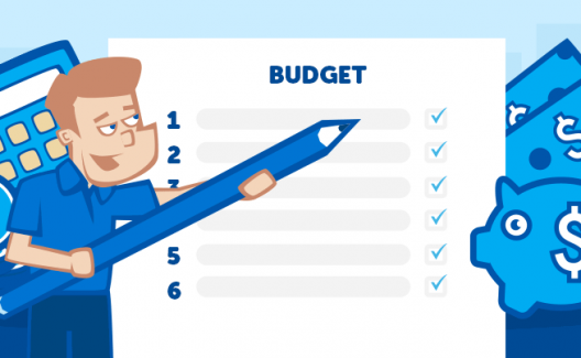 8 Steps to Easy Budgeting