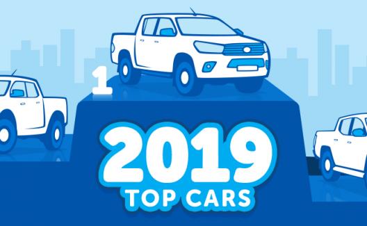 Australia's Top-Selling Cars in 2019