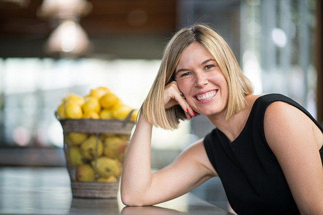 Bianca Monley, founder of Eat Fit Food