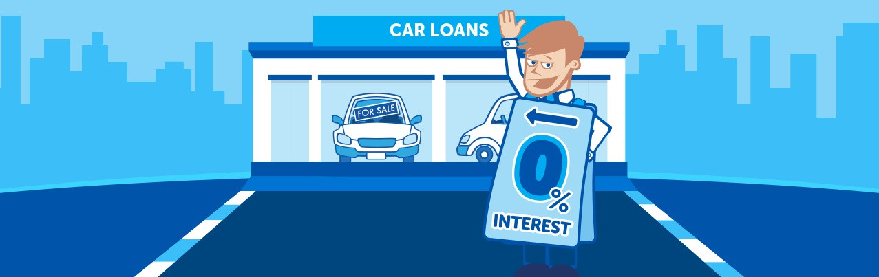 How Car Dealers Advertise Car Loans for Very Low Interest Rates