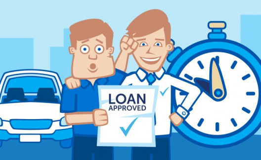 How Long Does It Take To Get A Car Loan Approved